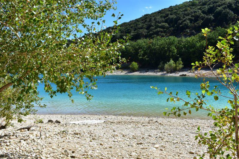 Petit paradis: Lac de Sainte-Croix