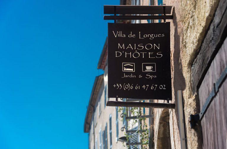 Charme en verleiding in Villa de Lorgues